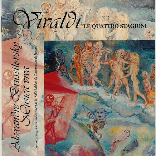 Vivaldi : Le Quattro Stagioni - The Four Seasons - Les quatre saisons by Alexandre Brussilovsky