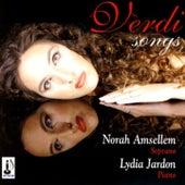 Verdi: Songs by Norah Amsellem