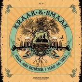 Funk Ass Rotator - EP von Kraak & Smaak