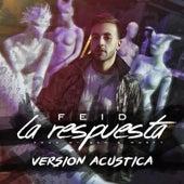 La Respuesta (Versión Acústica) by FEID