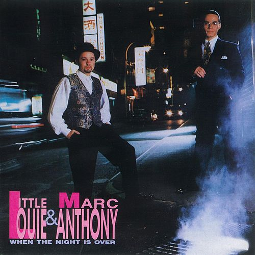 When The Night Is Over by Marc Anthony