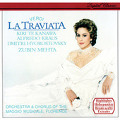Verdi: La Traviata (Highlights) de Zubin Mehta