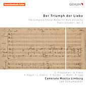 Schubert: Der Triumph der Liebe – The Complete Choral Works for Male Voices, Vol. 2 by Various Artists