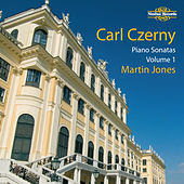 Czerny: Piano Sonatas, Vol. 1 by Martin Jones