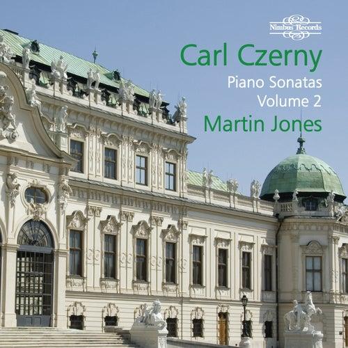 Czerny: Piano Sonatas, Vol. 2 by Martin Jones