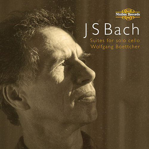 Bach: Suites for Solo Cello by Wolfgang Boettcher