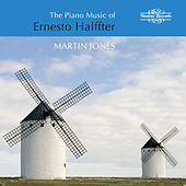 Halffter: The Piano Music by Martin Jones