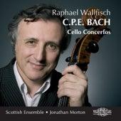 C.P.E. Bach: Cello Concertos by Raphael Wallfisch