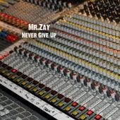 Never Give Up by Mr. Zay