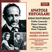 Khachaturian: Concertos & 3 Dances from