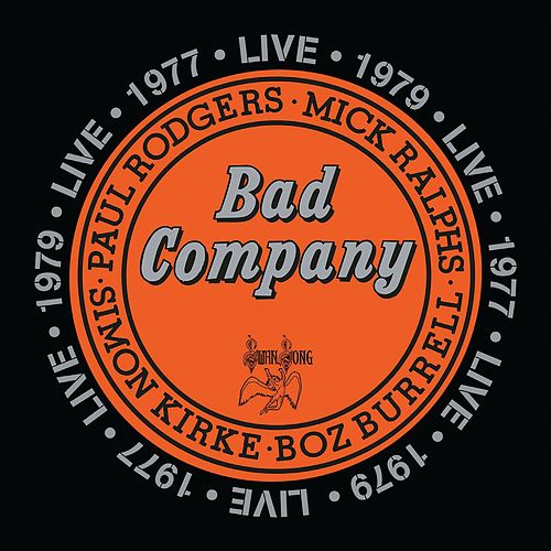 Live 1977 & 1979 by Bad Company