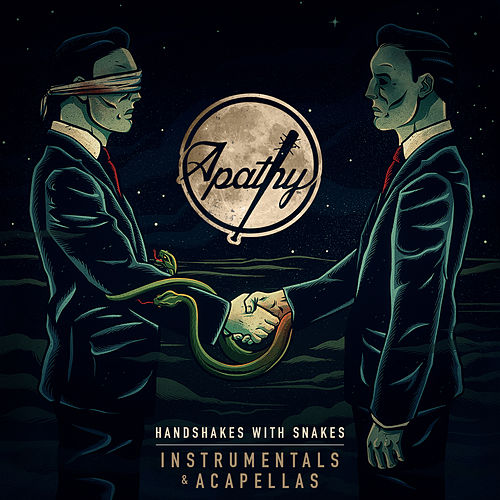 Handshakes with Snakes (Instrumentals + Acapellas) by Apathy