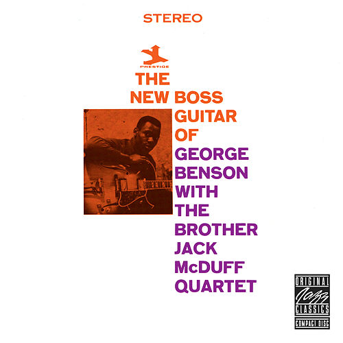 The New Boss Guitar Of George Benson by George Benson