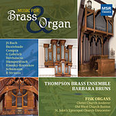 Music for Brass & Organ by Various Artists