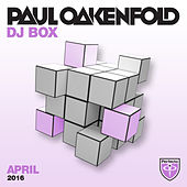DJ Box April 2016 de Various Artists