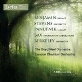 Benjamin, Stevens, Panufnik, Bax & Berkeley: Works for String Orchestra by Various Artists