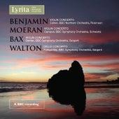 British Violin & Cello Concertos by Various Artists