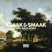Way Back Home (feat. Ivar) - Single von Kraak & Smaak