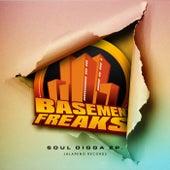 Soul Digga - EP by Basement Freaks