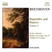 Bagatelles and Dances Vol. 3 by Ludwig van Beethoven
