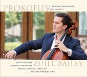 Prokofiev: Sinfonia concertante in E Minor & Cello Sonata in C Major by Zuill Bailey