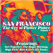San Francisco, The Cry of Flower Power, Vol. 1 de Various Artists