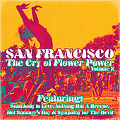 San Francisco, The Cry of Flower Power, Vol. 2 de Various Artists