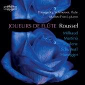 Roussel, Milhaud, Martinu, Poulenc, Schulhoff & Honegger: Music for Flute and Piano de Matteo Fossi