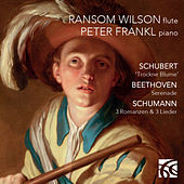 Schubert, Beethoven & Schumann: Music for Piano and Flute by Peter Frankl