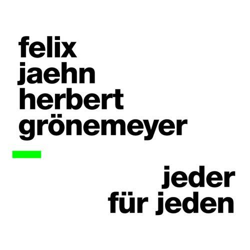 Jeder für jeden (feat. Herbert Grönemeyer) von Felix Jaehn