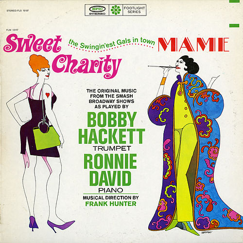 the swingin est gals in town ep by bobby hackett