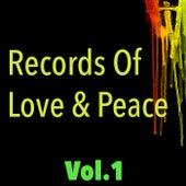 Records Of Love & Peace, Vol.1 de Various Artists