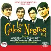 Los Gatos Negros. Todas Sus Grabaciones (1962-1966) de Los Gatos Negros