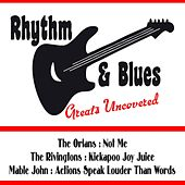 Rhythm and Blues Greats Uncovered di Various Artists