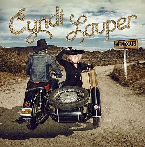 Detour by Cyndi Lauper