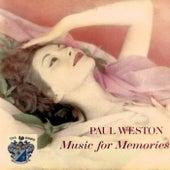 Music for Memories de Paul  Weston