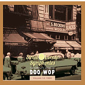 Street Corner Symphonies - The Complete Story of Doo Wop vol.12 - 1960 by Various Artists