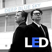 Deep Blue Sky de L.E.D.