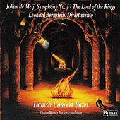 The Lord of the Rings - Symphony No. 1 - Divertimento de Danish Concert Band
