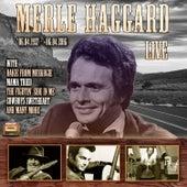 Merle Haggard *06.04.1937 - +06.04.2016, Live de Merle Haggard