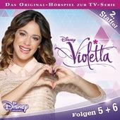 Staffel 2: Folge 5 + 6 von Violetta