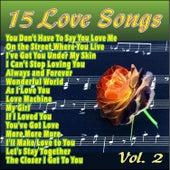15 Love Songs - Vol. II de Various Artists