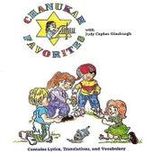 Chanukah Favorites by Judy Caplan Ginsburgh