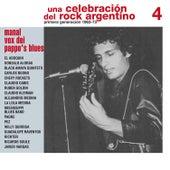 Una Celebración del Rock Argentino Vol. 4 (Manal / Vox Dei / Pappo´s Blues) de Various Artists