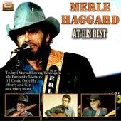 Merle Haggard at His Best de Merle Haggard