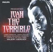 Prokofiev: Ivan the Terrible by Ljubov Sokolova