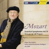 Mozart, W.A.: Symphonies (Essential), Vol. 4  - Nos. 22, 33, 38 by Radio-Sinfonieorchester Stuttgart des SWR