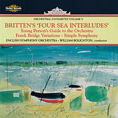 Britten's Four Sea Interludes: Orchestral Favourites, Vol. V by English Symphony Orchestra