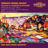 French Wind Music de Pro Arte Wind Quintet