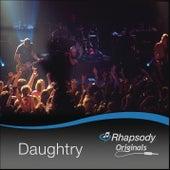 Rhapsody Originals: Live In Las Vegas by Daughtry